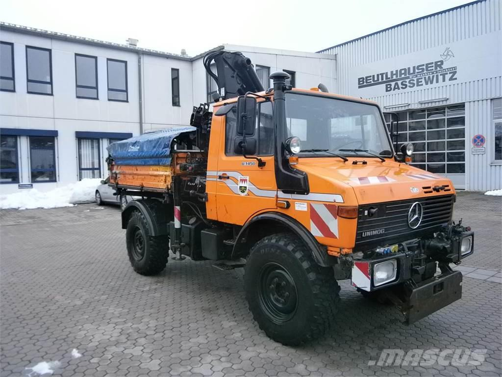Mercedes benz unimog u 1450 utility tool carriers price for Mercedes benz unimog