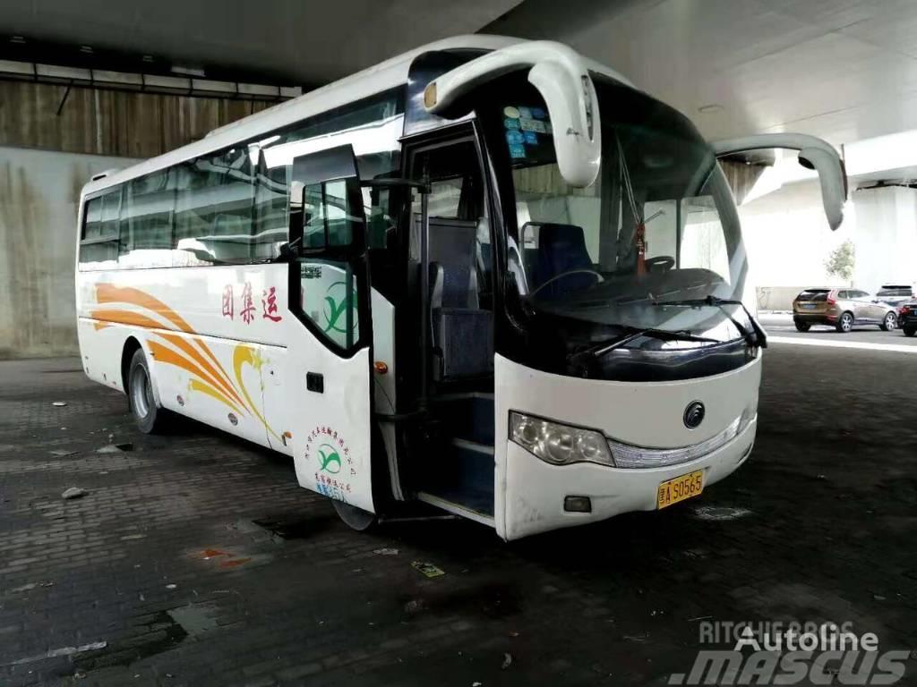 Yutong 35 seats city bus 2015