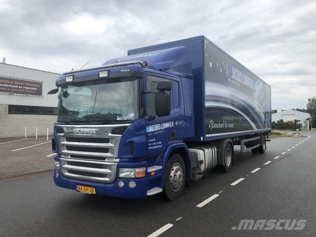 Scania p230 DA
