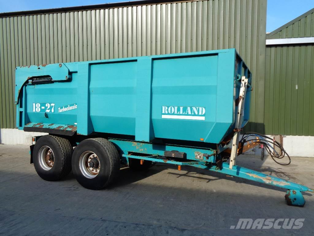 Rolland 18-27 Turboclass Trailer