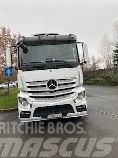 Mercedes-Benz Actros 2540 L