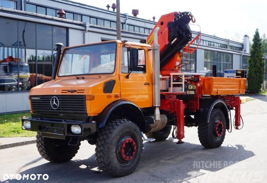 Unimog 2150 PALFINGER PK 24000 C 4x4