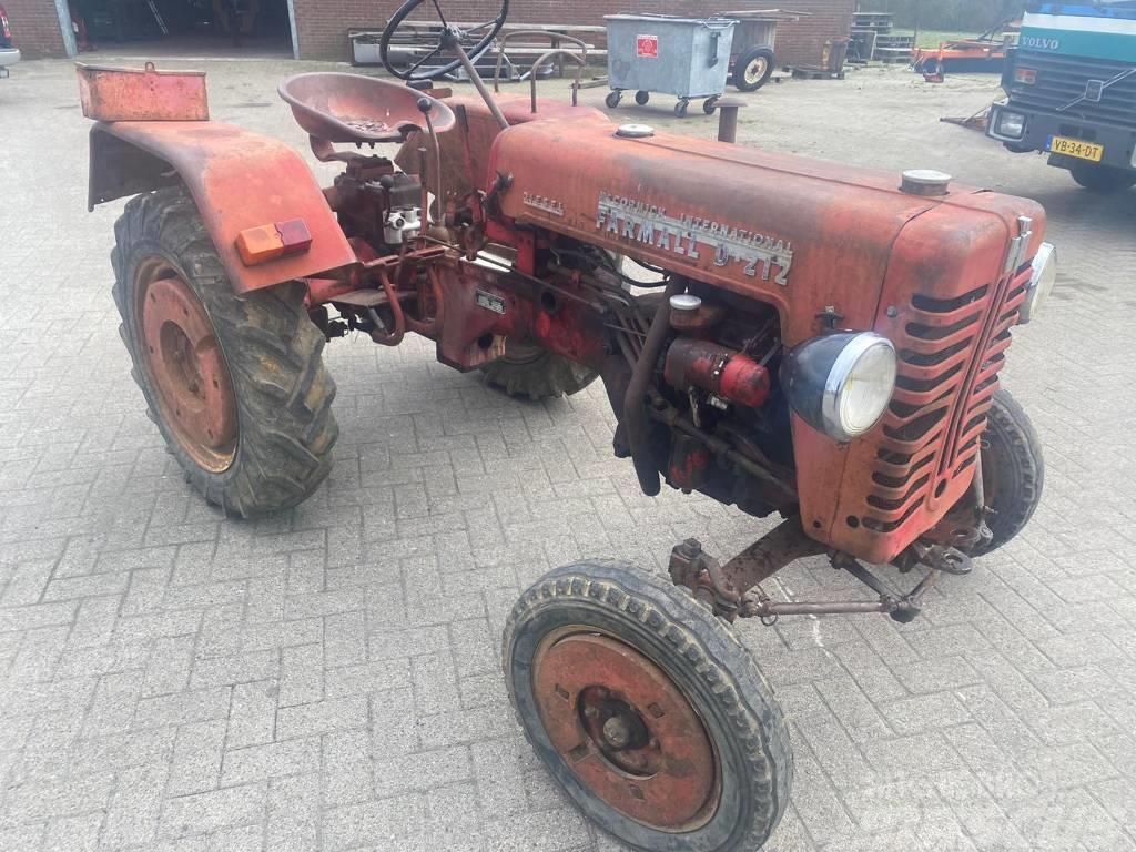 Farmall d212