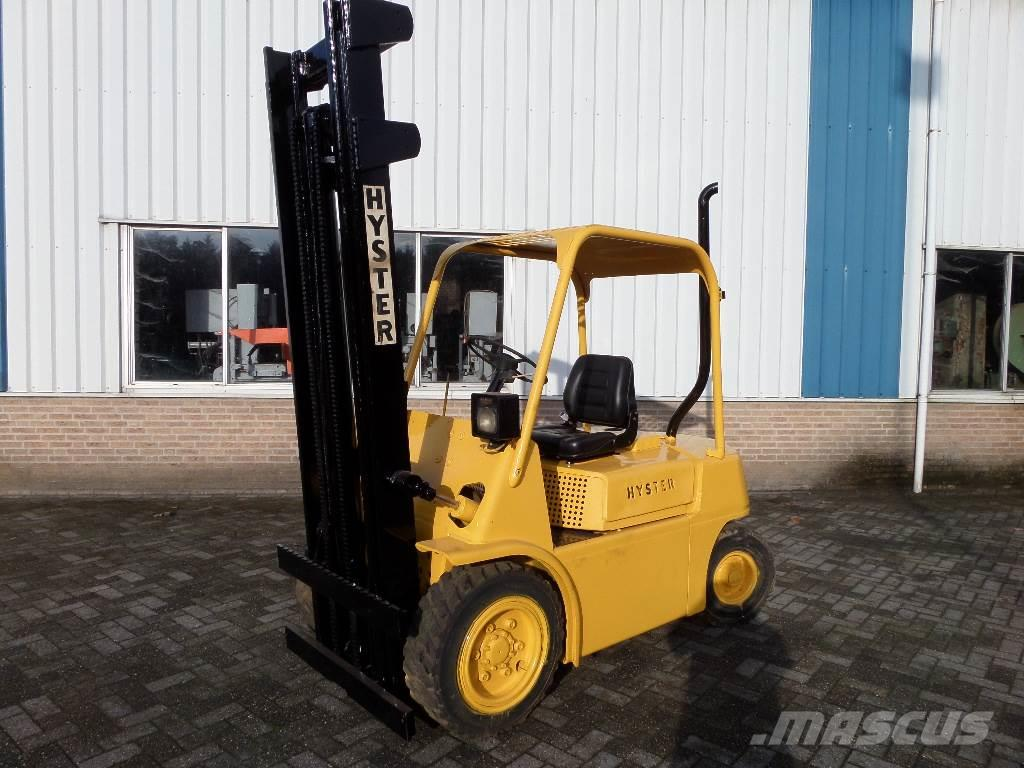 Hyster H60F
