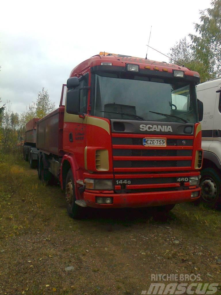 Scania R144-6X4