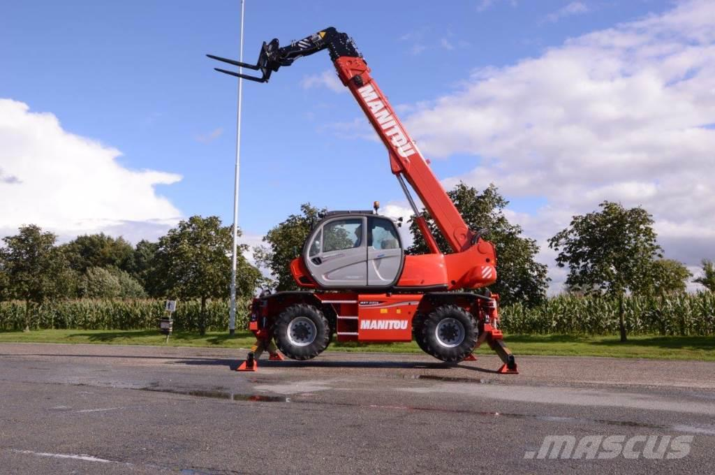 Manitou MRT2150 plus TIER 4 - NEW MODEL
