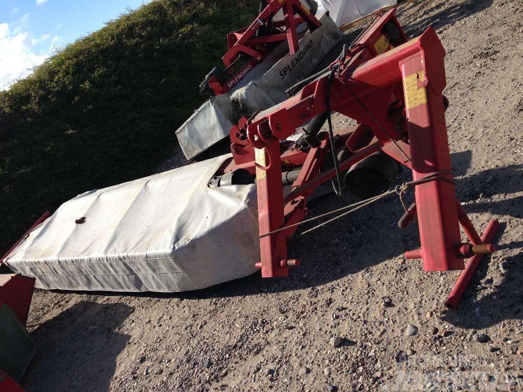 Lely Splendimo 360 T Bagmonteret