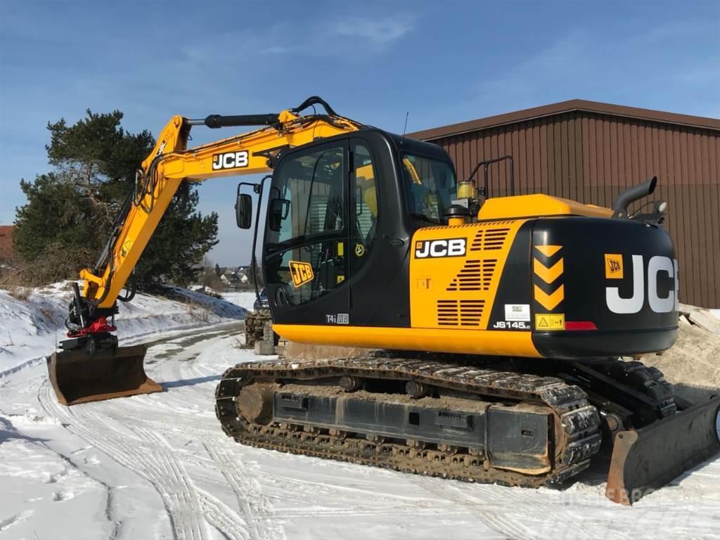 JCB JS 145 LC D Rototilt R4