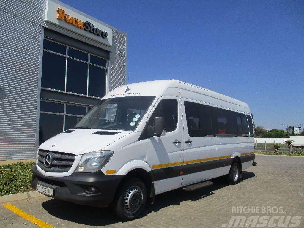 Mercedes-Benz Sprinter 519CDI XL 23 Seater Bus