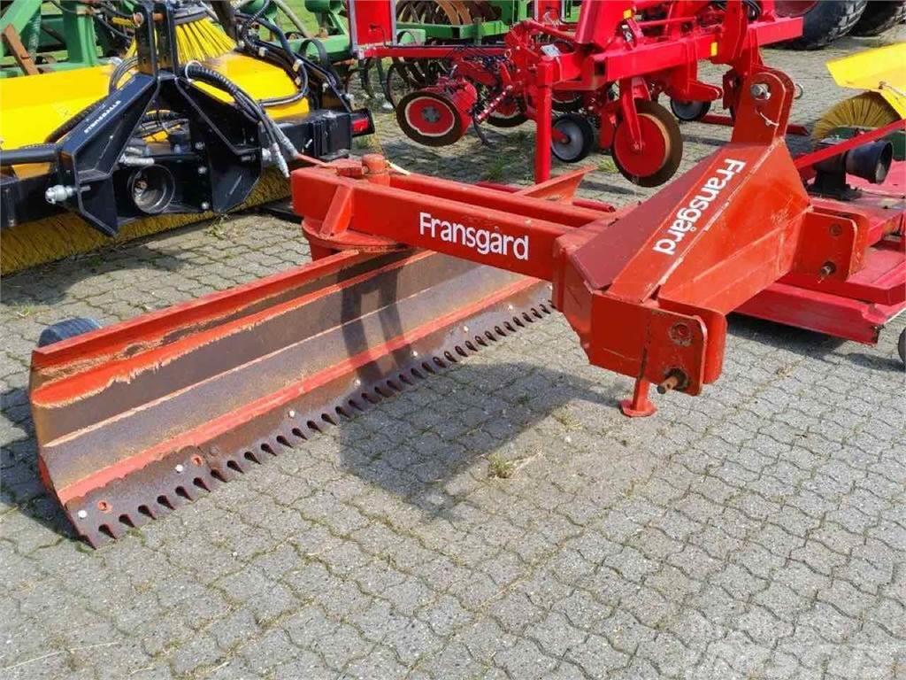 Fransgård GT250 Planierschild