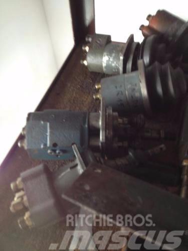 Zeppelin Case Zettelmeyer Joystick Hydraulic