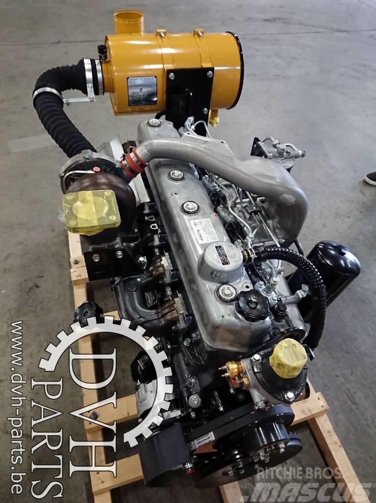 Mitsubishi 6D16-TE1A