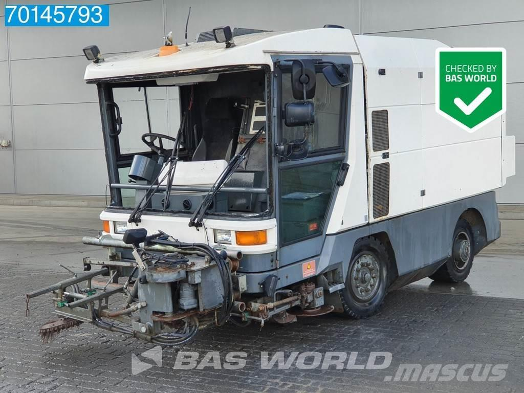 Ravo 5002 STH DAMAGED - ONLY FOR PARTS - Euro 3