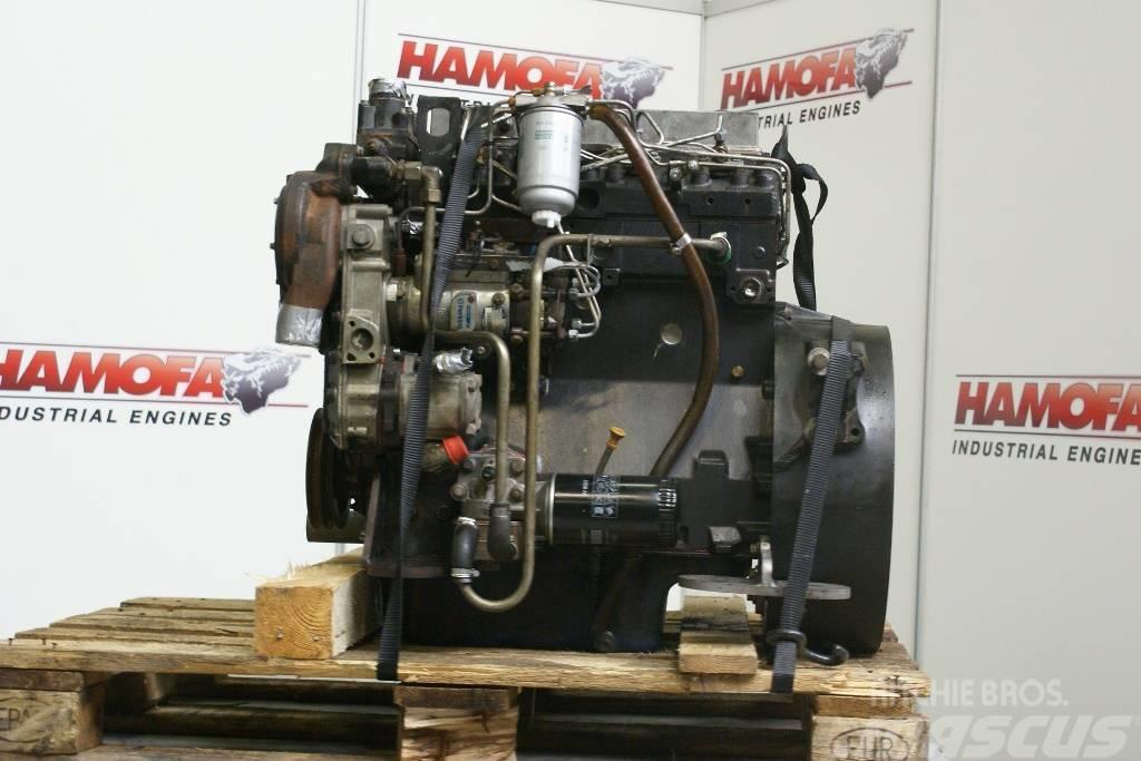 Perkins 1004.4, 2012, Motorer