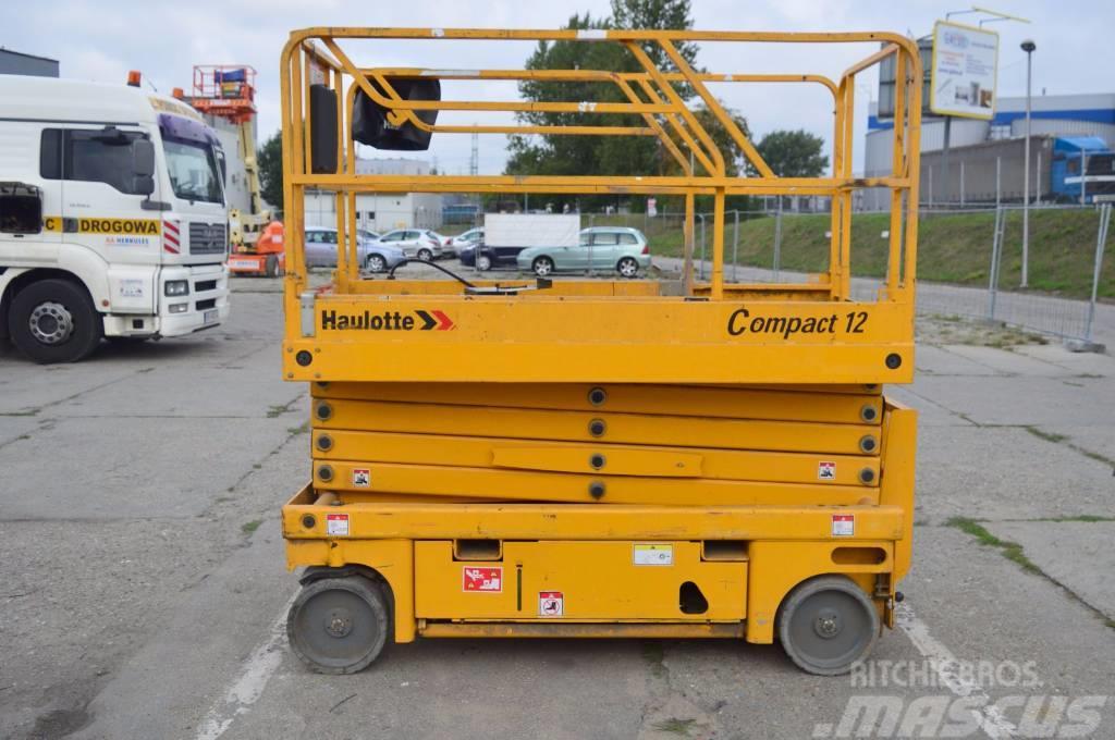 Haulotte Compact 12 2007r. (466)