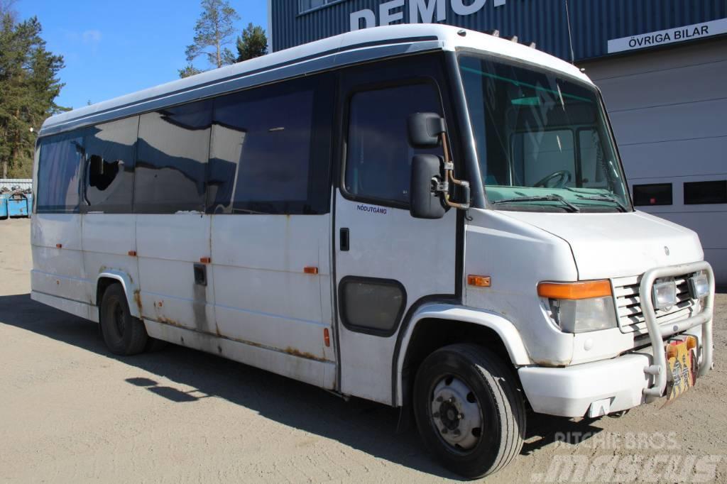 Mercedes-Benz Vario 815 D 4x2 4250