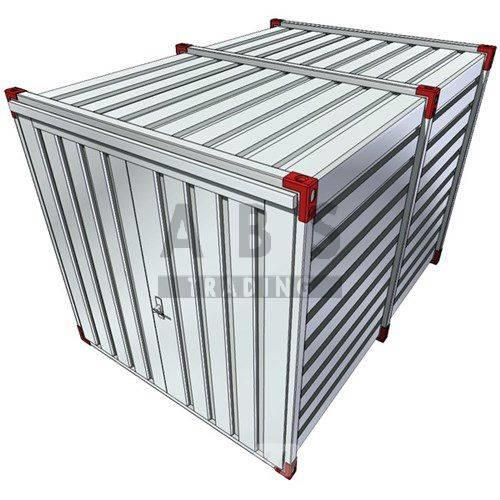 ABS Materiaalcontainer 3 meter