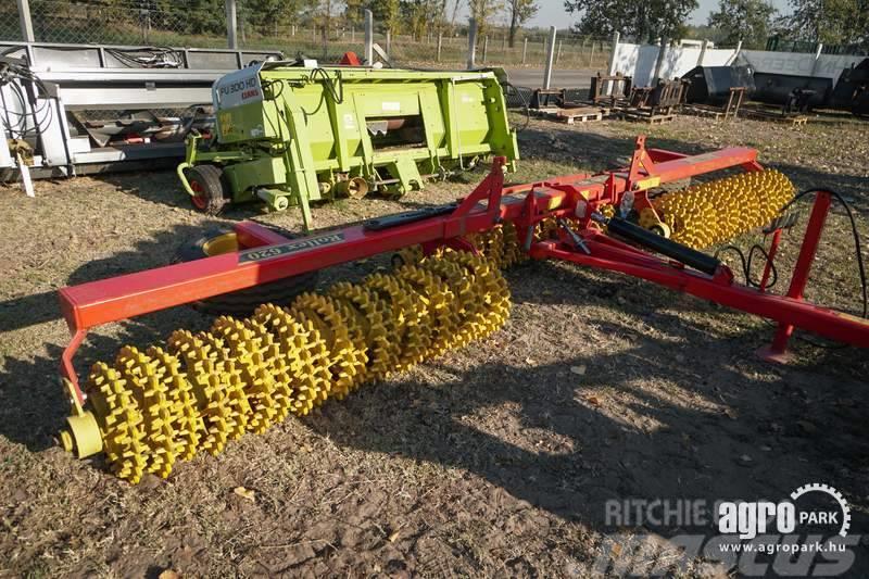 Väderstad Rollex 620 Crosskill, 6,2 m roller, 3 sections