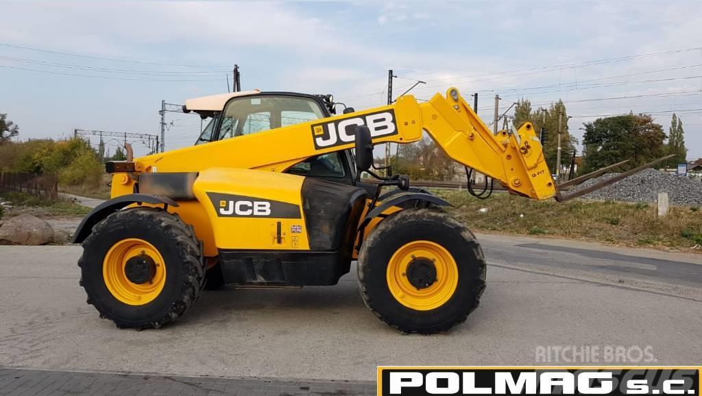 JCB 536-60 Agri Super 135.000 zł netto JCB 535-95 541