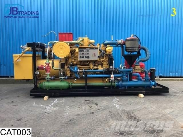 Caterpillar G3508 G3508 Aggregate Generator V8 Gas Engine