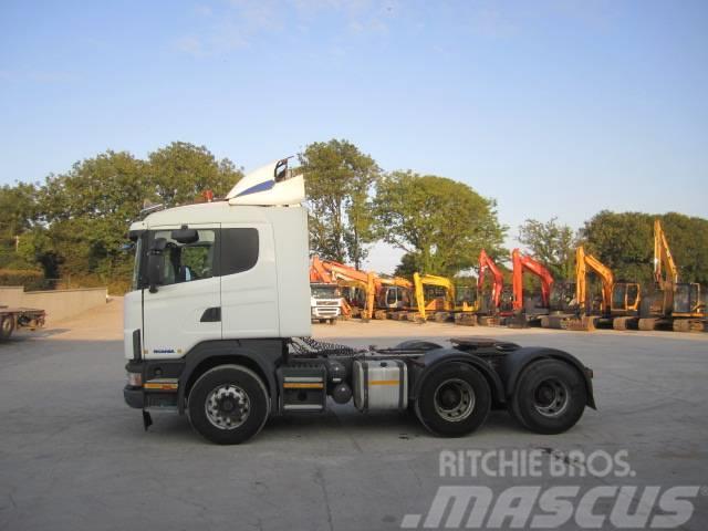 Scania 114 460