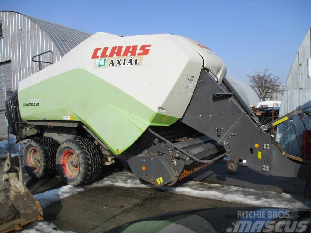 CLAAS Quadrant 3300 T