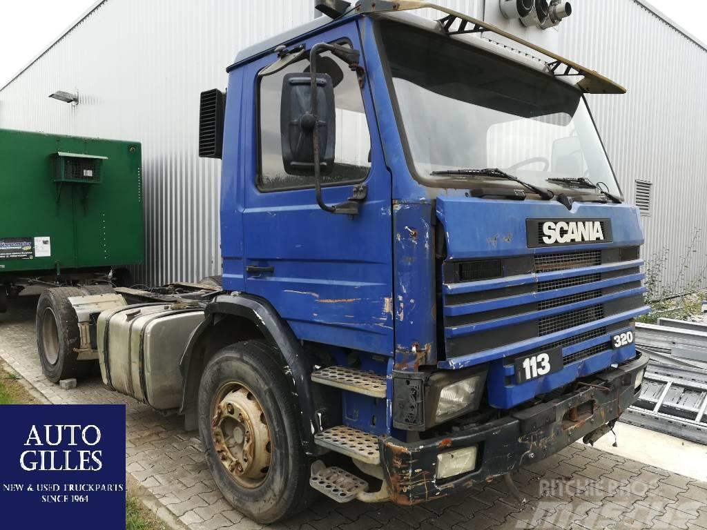 Scania P 113 MA2222