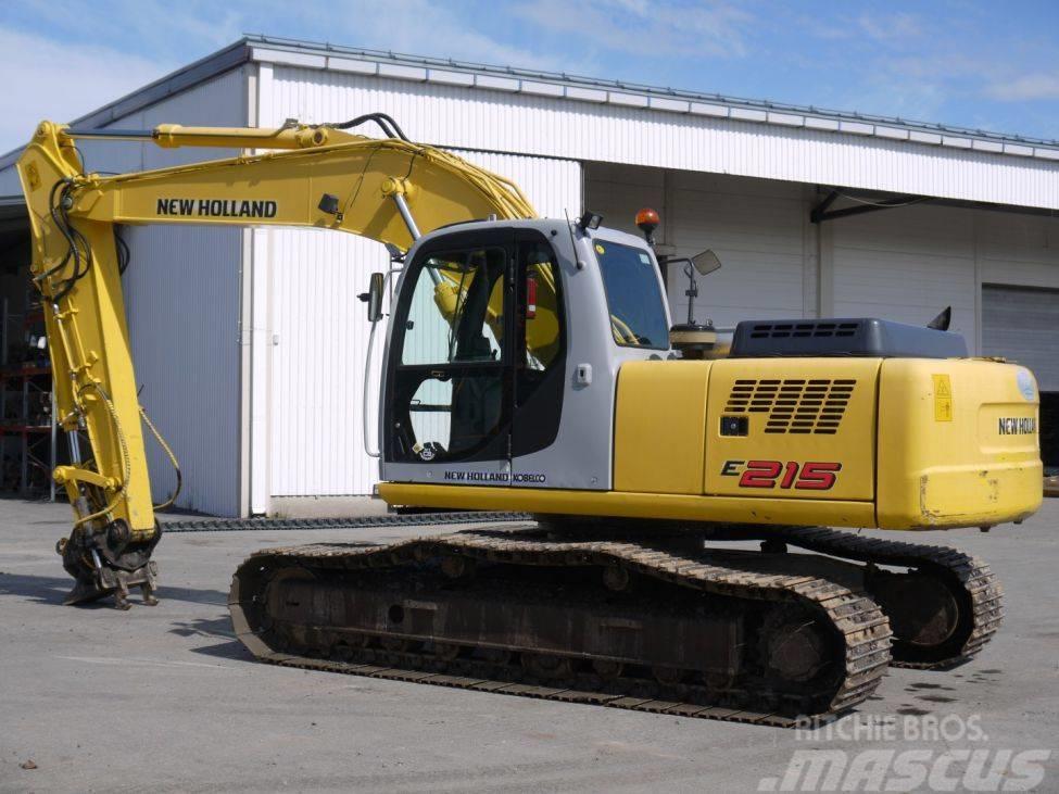 New Holland E 215 LC