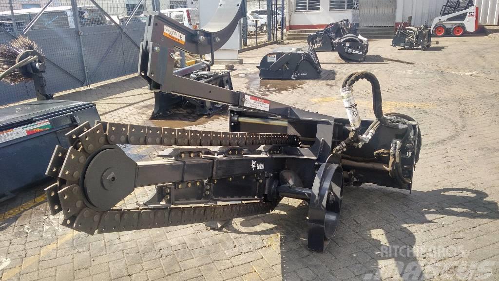 Bobcat Trencher LT405HF