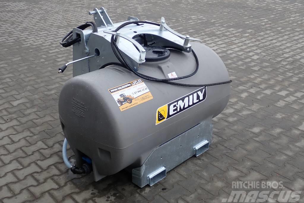 Emily BALHP600 Myjka Ciśnieniowa
