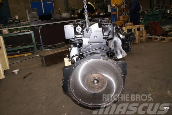 MAN D0826 LF 08, 2012, Motorer