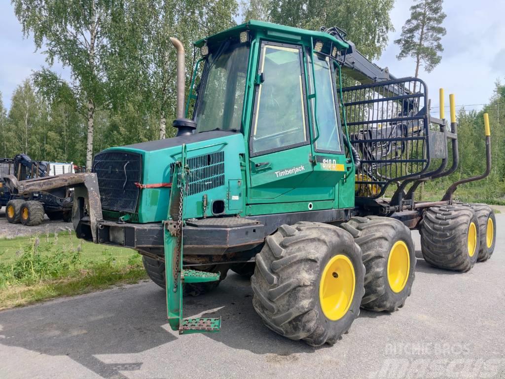 Timberjack 810 D