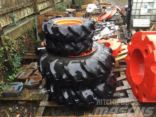 Kubota 7-12 & 12.4x16 Ag Wheels