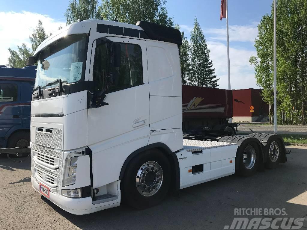 Volvo FH 13 540 6x2