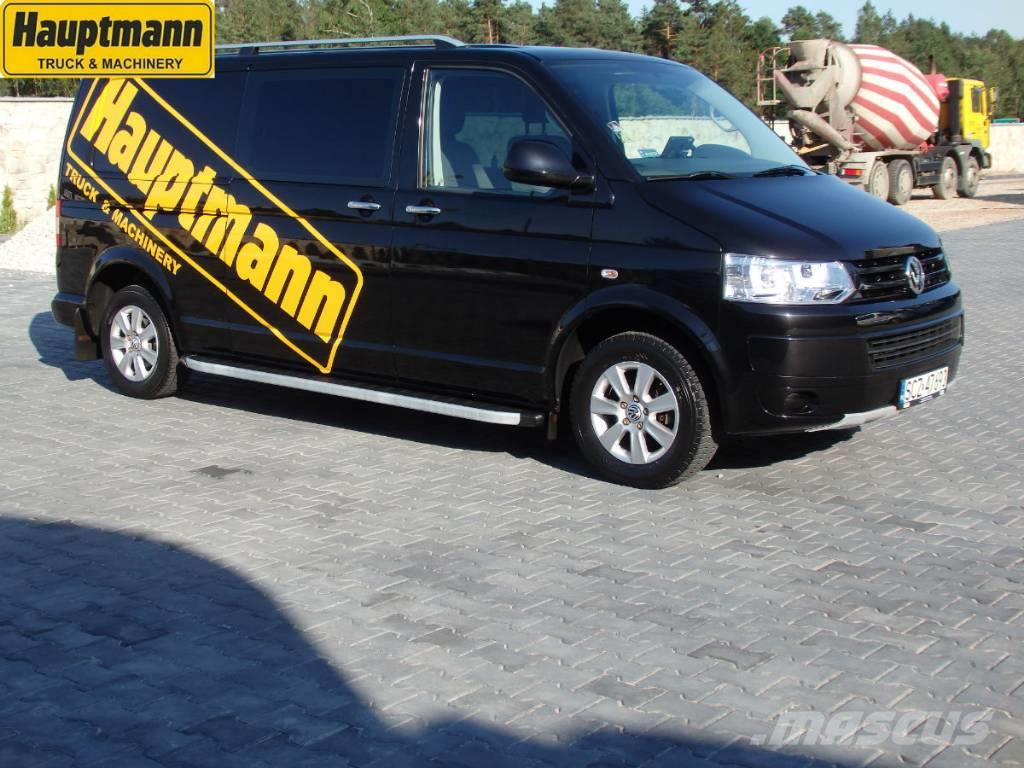 Volkswagen T5 Long 2011r. Full opcja