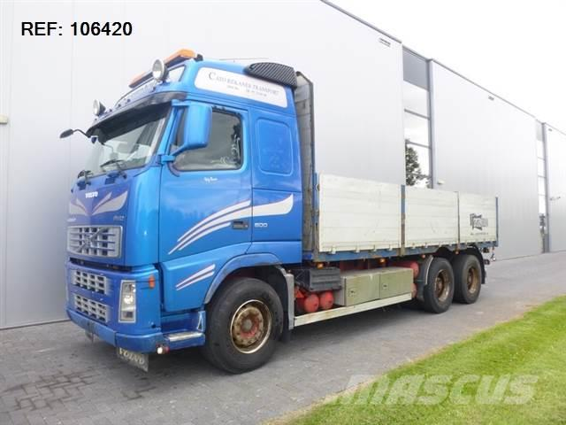 Volvo FH12.500 6X4 MANUAL GLOBETROTTER EURO 3