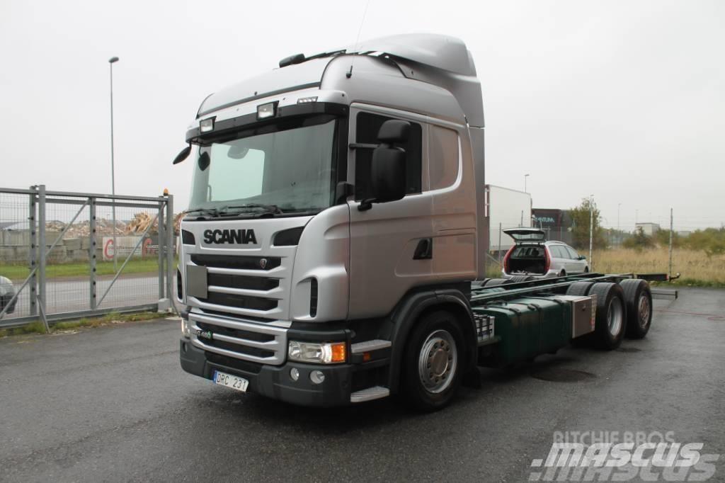 Scania G480LB6X2*4 Euro 6