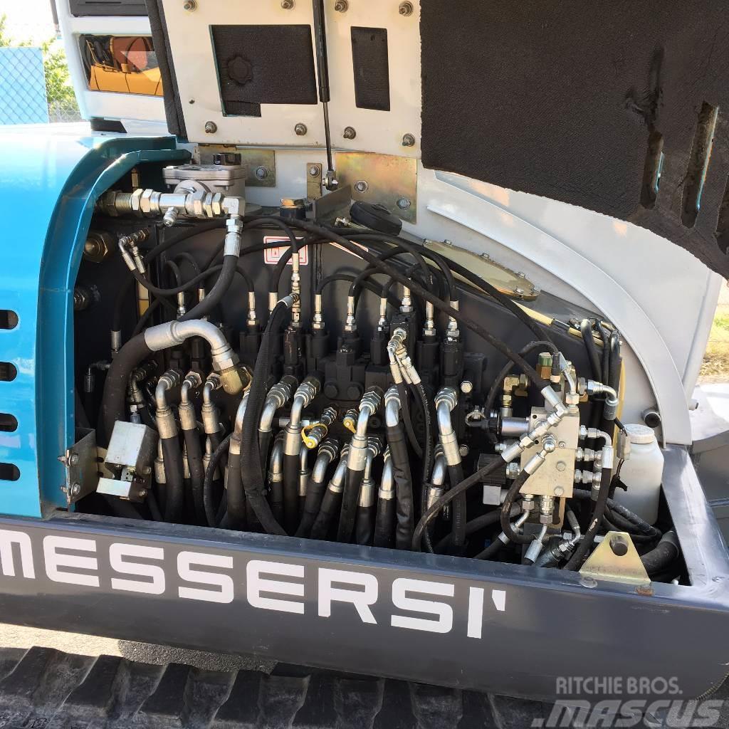 Messersi M 50K, 2012, Minigrävare < 7t
