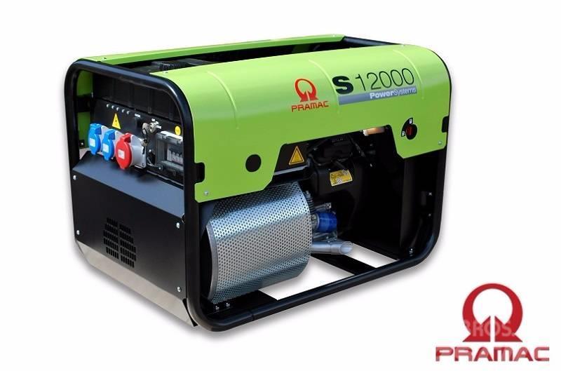 Pramac S12000 230/400V  5.6/13.9 kVA