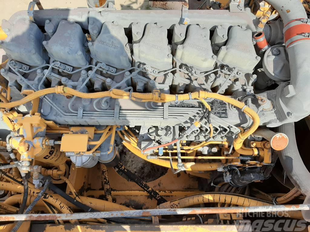 Liebherr 944 Engine D926 TI-E excavator