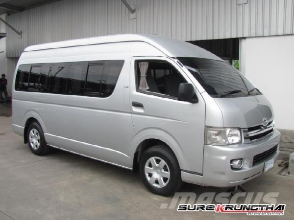 Used Toyota Commuter Panel Vans Year 2006 Price Us