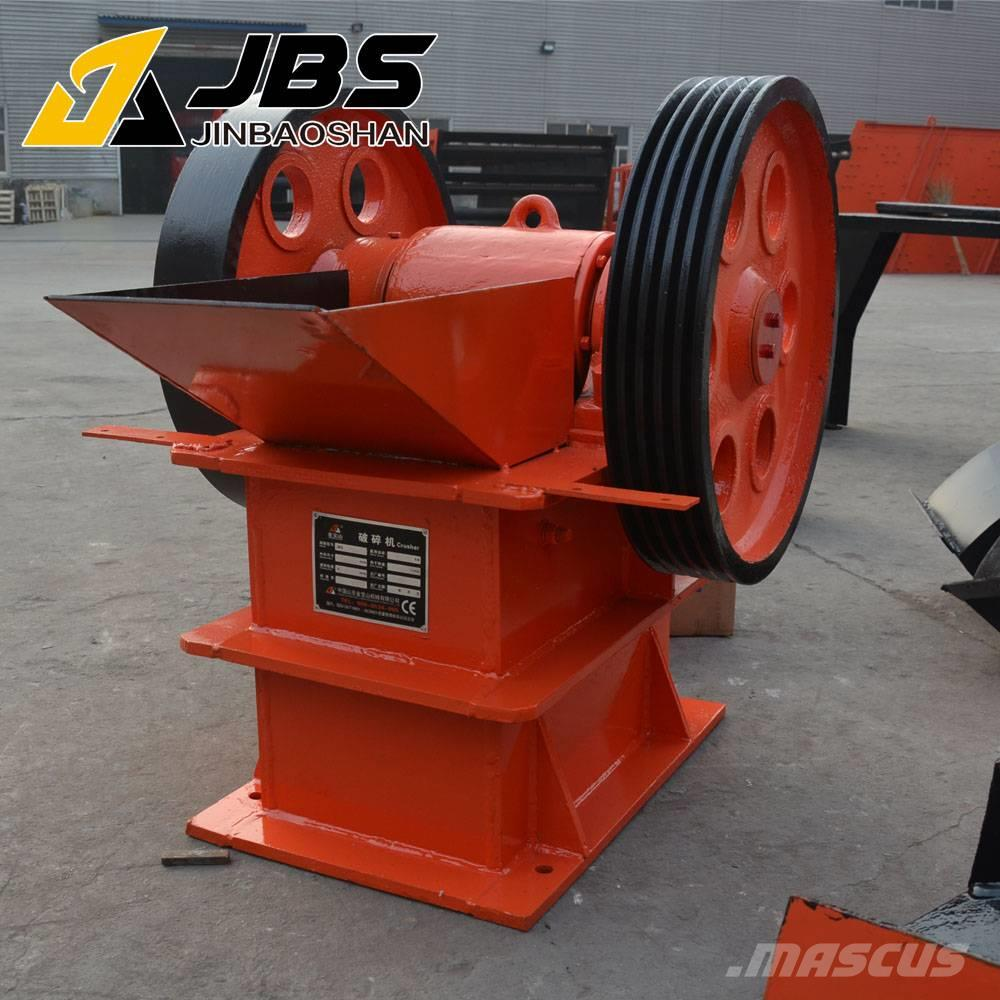 [Other] 0.6-3t/h diesel engine crusher PED150*250