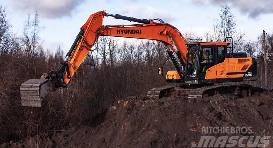 Hyundai HX 220 L
