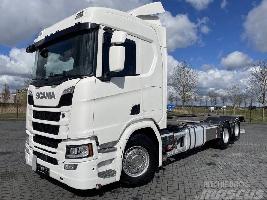 Scania R500 6X2 BDF EURO 6 RETARDER NEXT GEN FULL AIR