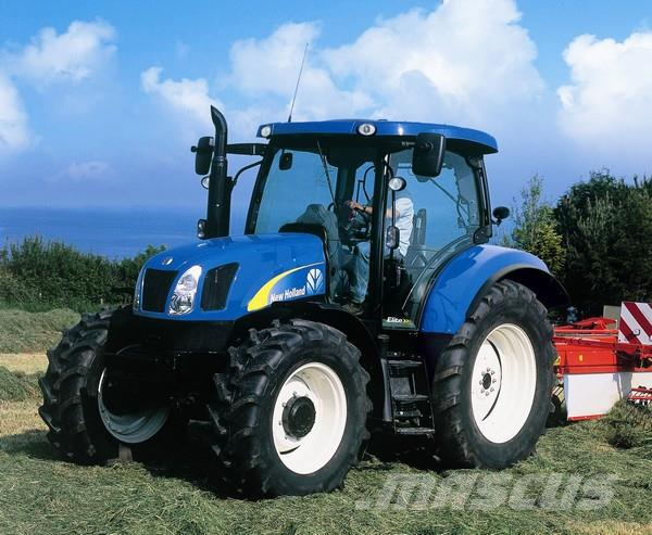 New Holland T 6020 Elite Allrad