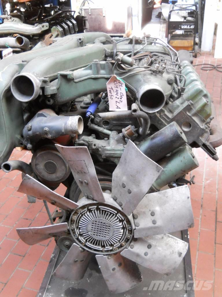 Mercedes benz om442la om 442 la engines year of mnftr for Mercedes benz rebuilt engines