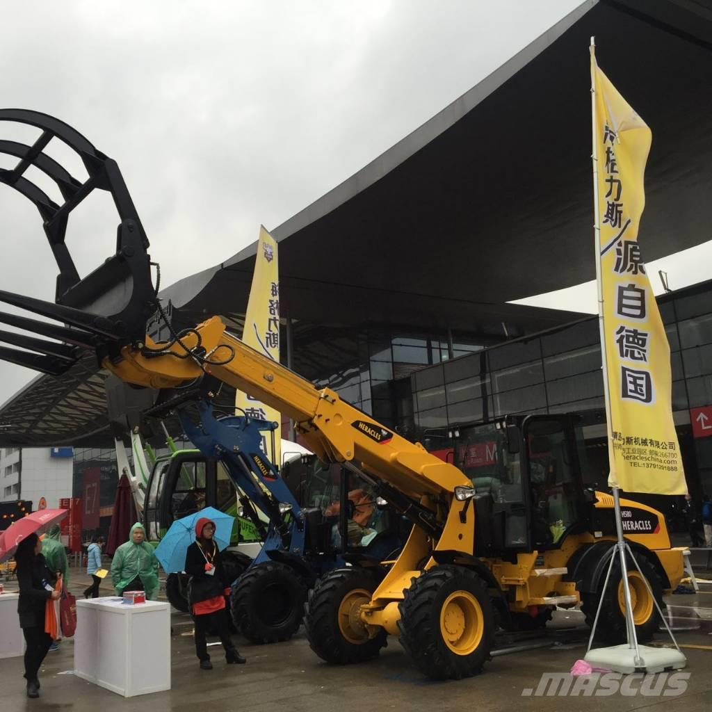 Heracles telescopic H580 wheel loader