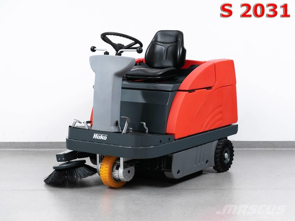 Hako SWEEPER HAKO JONAS 980 E / ELECTRIC / 950mm