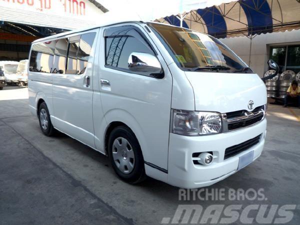 Toyota Commuter GL