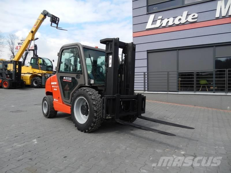 Manitou MH20-4T Triplex side shift